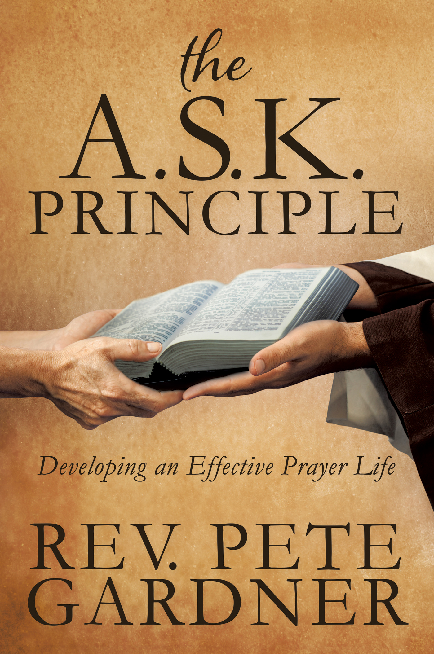 Developing a more effective prayer life